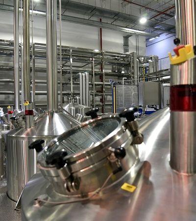 Visitamos a 'Fantástica Fábrica de Cerveja' inaugurada pela Ambev no Rio