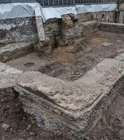 Encontraram uma biblioteca pública 'perdida' há 2 mil anos na Alemanha