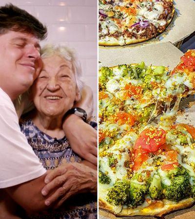 De uma receita secreta da vovó nasceu a pizzaria Massa na Caveira