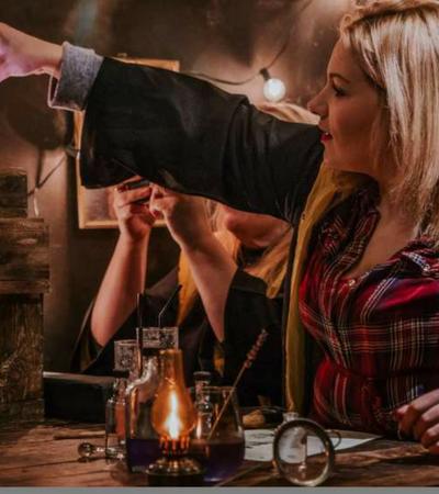Criaram um curso de coquetéis e drinks inspirados em 'Harry Potter'