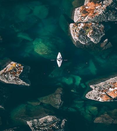 O olhar aéreo e dramático do fotógrafo Tobias Hägg