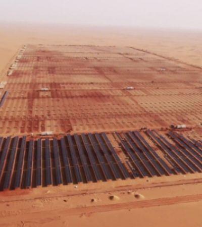 Egito vai inaugurar em breve a maior fazenda de energia solar do mundo