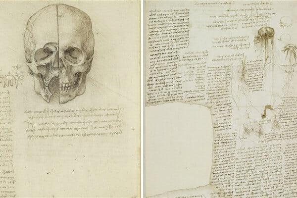 Lista de Leonardo Da Vinci