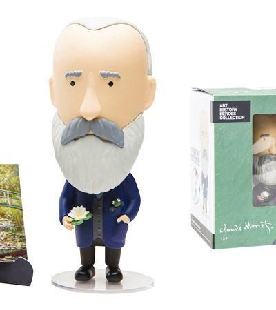 Queremos: Após Van Gogh, chegou a vez de Monet virar um bonequinho incrível