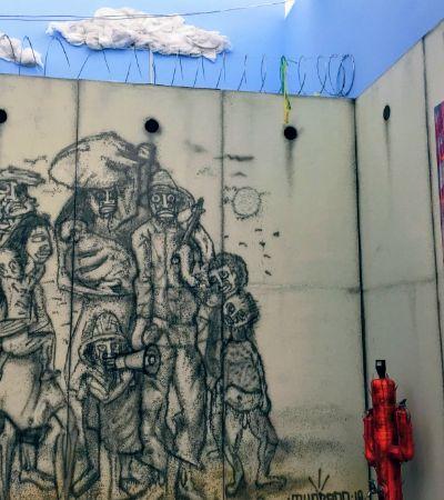 Mundano aborda crise da água em SP, desastre de Mariana e refugiados em nova mostra
