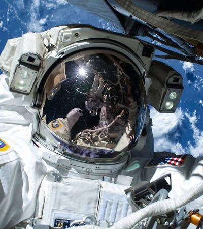 App da Nasa permite que você faça selfies no espaço