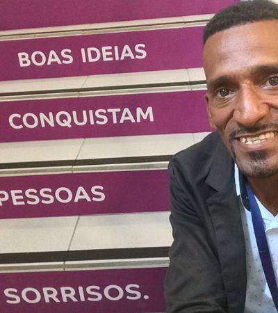 De ambulante nas ruas do Rio a palestrante em Harvard; conheça a história de Rick Chester