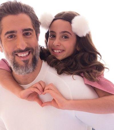 'Me descobri pai de menina. Foi algo muito natural', diz Marcos Mion sobre relação com a filha