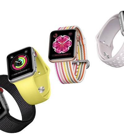 Agora você pode fazer ligações usando o Apple Watch Series 3, sem o iPhone por perto
