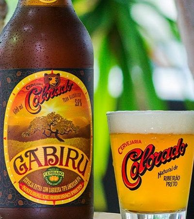 Gabiru: primeira cerveja da linha Biomas Brasileiros da Colorado vem com rótulo em braile