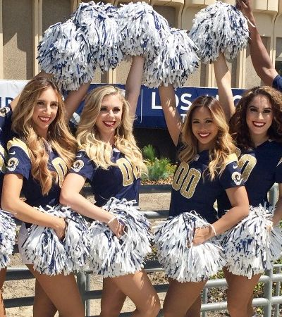 Após 99 anos de competições, NFL terá seus primeiros cheerleaders homens