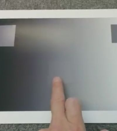Ilusão de ótica criada por psicólogo japonês já foi retweetada mais de 20 mil vezes