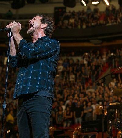 Pearl Jam arrecada R$ 42 milhões para ajudar pessoas em situação de rua