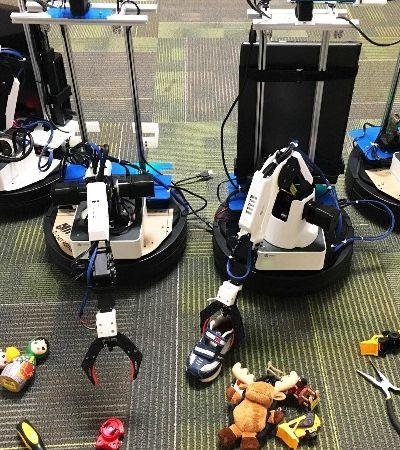 AirBnb começa a testar robôs que aspiram o chão e fazem café