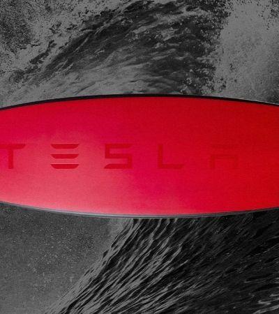 A Tesla começou a fabricar pranchas de surf e todas já estão esgotadas