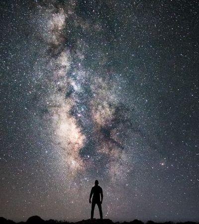 Ele captou imagens fantásticas da Via Láctea nos pontos mais isolados da Finlândia