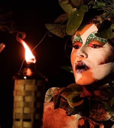 Uýra Sodoma, a drag queen amazônica que defende a mata e os animais
