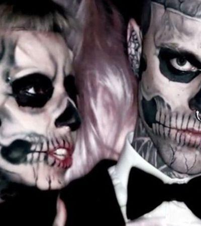 Após perder o amigo Zombie Boy, Lady Gaga clama por fim de estigma com a depressão