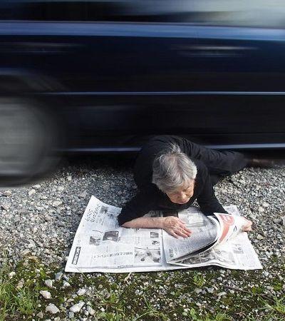 Vera Holtz oriental de 90 anos continua conquistando a internet com suas aventuras