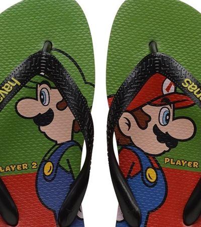 Havaianas lança linha inspirada em Mario Bros e você não vai resistir