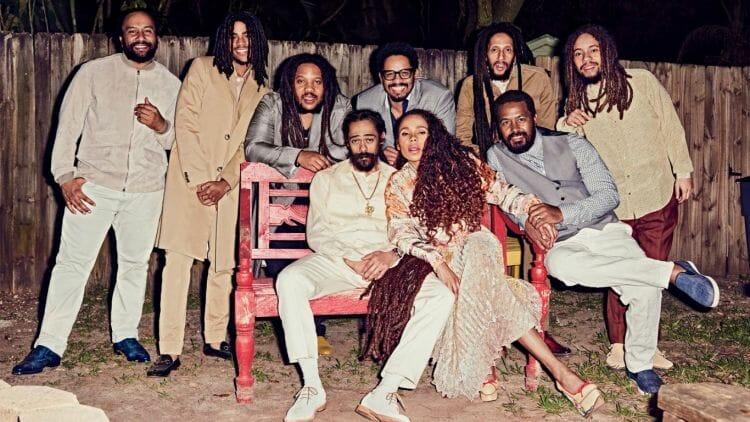 Quando os filhos e netos de Bob Marley se reuniram para um retrato pela  primeira vez em uma década | Hypeness – Inovação e criatividade para todos.
