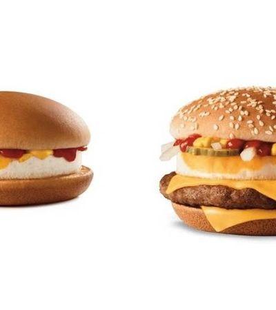 Com Quarterão, McDonald's cria linha inédita de lanches com ovo