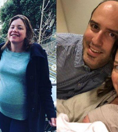 Esta ministra foi de bicicleta até o hospital para dar à luz