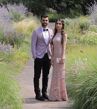 O emocionante casamento da ex-escrava sexual do ISIS que se tornou símbolo global de luta