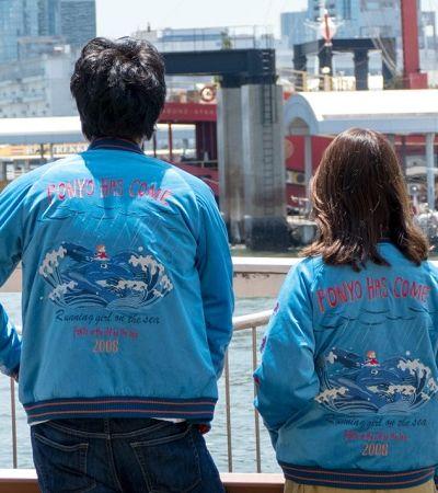 Estas jaquetas vintage do Studio Ghibli são apenas maravilhosas