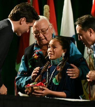 Garota indígena de 13 anos é indicada 'Nobel infantil' da paz