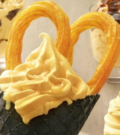 Mix de Oreo com churros é inspiração para novo sorvete do McDonald's