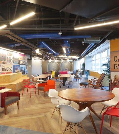 Vem com a gente dar um rolê pelo novo escritório da Unilever no Google Street View