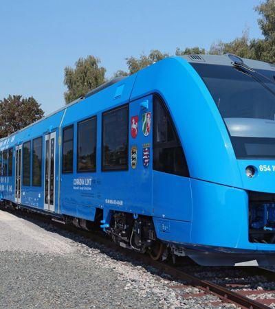 O futuro do transporte ecológico acaba de nascer com o trem alemão movido a hidrogênio