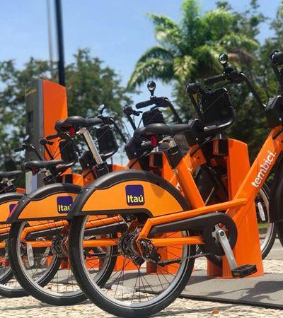 Bikes do Itaú têm 'preço dinâmico ao contrário' na Semana da Mobilidade; entenda