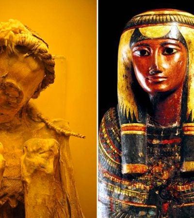 As múmias incríveis que o mundo perdeu no incêndio do Museu Nacional