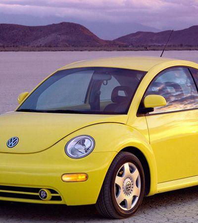 Após Kombi, agora é a vez da Volkswagen anunciar fim do 'novo' Fusca
