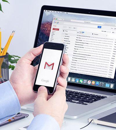 Como se livrar de milhares de emails sem sentido do Gmail em minutos