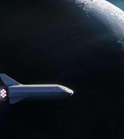 Empresa de Elon Musk já tem seu primeiro passageiro para voo comercial à lua