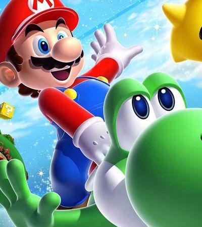Playlist nerd: Descobriram que a música tema de Mario Bros tem uma letra