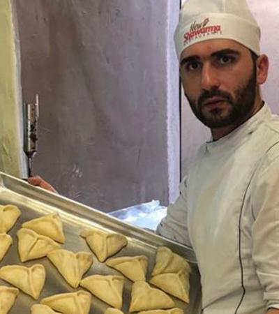 Refugiado sírio abre 2 restaurantes em São Paulo e fatura R$ 1 milhão