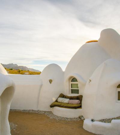 Designer se especializa em arquitetura interplanetária para casas em outros planetas