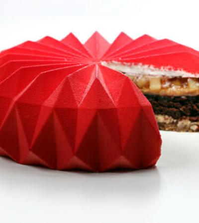 Estes bolos geométricos são tudo na vida de quem é de virgem ou capricórnio