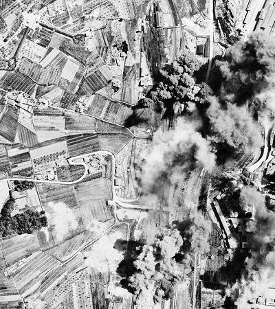 Bombas da Segunda Guerra enfraquecem a atmosfera, aponta estudo