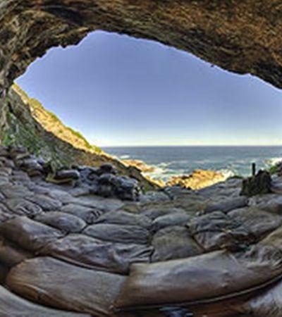 Com 73 mil anos, desenho encontrado na África do Sul, pode ser o mais antigo da história