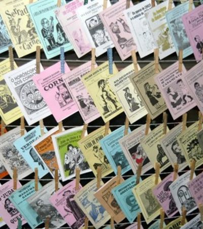 Literatura de Cordel passa a ser Patrimônio Cultural do Brasil