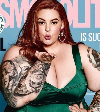 Cosmopolitan defende capa com Tess Holliday de ataques gordofóbicos