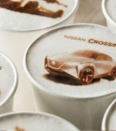 Os japoneses zeraram e redefiniram a arte de desenhar em cappuccinos
