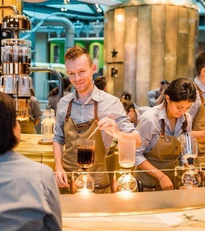 Por dentro do Starbucks mais bonito do mundo, que acaba de abrir na Itália