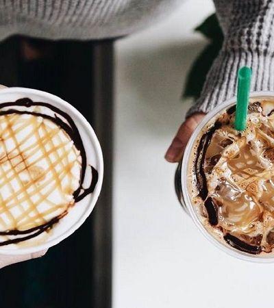 Conheça as duas bebidas veganas que o Starbucks lançou em todas lojas do Brasil