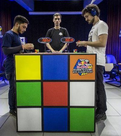 Brasileiros são finalistas em Campeonato Mundial de Cubo Mágico
